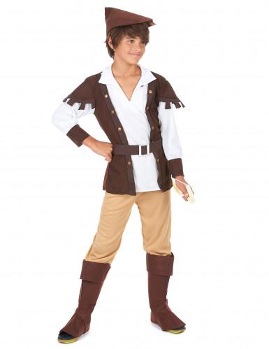 Robin Hood-Kostüm für Jungen