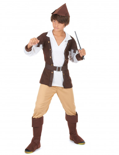 Robin Hood-Kostüm für Jungen-1