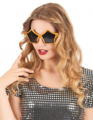 Brille Sterne für Erwachsene-4