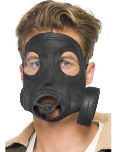 Halloween-Gasmaske für Erwachsene