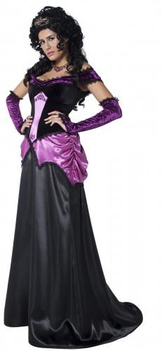 Gräfinnen-Kostüm Halloween für Damen