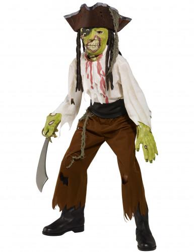 Piratenmonster-Kostüm für Jungen zu Halloween