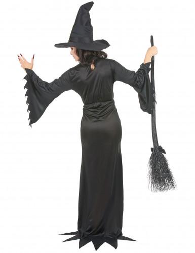 Hexenkostüm Halloween für Damen-2