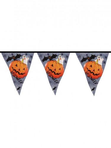 Kürbisgirlande Halloween