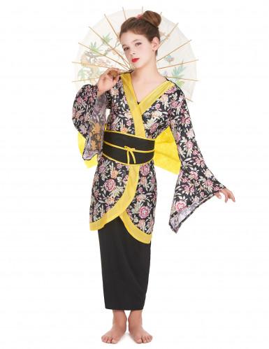 Japanerinnenkostüm für Mädchen