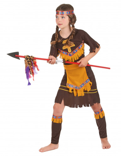Indianerkostüm für Mädchen-1