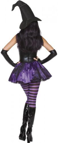 Sexy Hexen-Kostüm für Damen-1