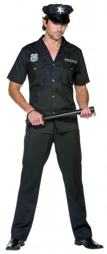 Sexy Polizisten-Kostüm für Herren
