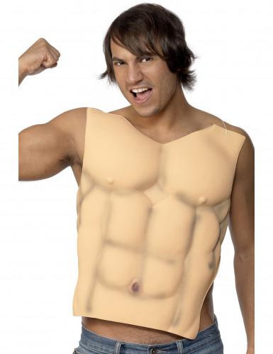 Falscher muskulöser Oberkörper für Erwachsene