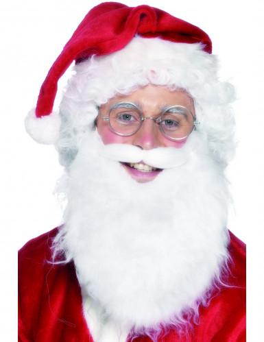 Weihnachtsmannbart für Herren