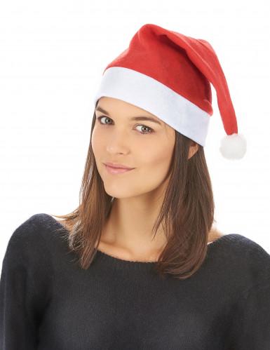 klassische Weihnachtsmannmütze-1