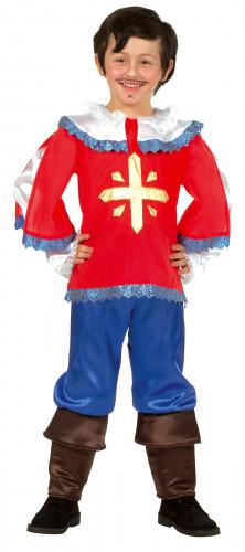 Musketier-Kostüm für Jungen