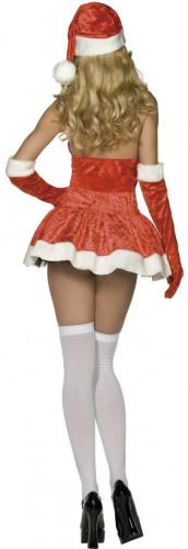 Sexy Weihnachtsfrau-Kostüm für Damen-1