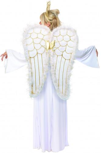 Weihnachtsengel-Kostüm für Damen-1