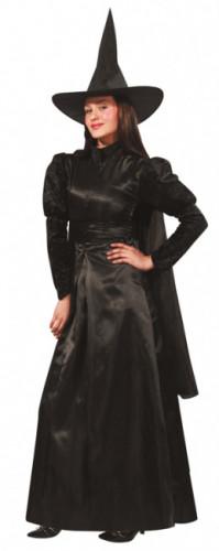 Hexenkostüm Halloween Deluxe für Damen