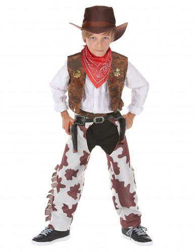 Cowboy-Kostüm Deluxe für Jungen