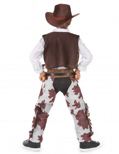 Cowboy-Kostüm Deluxe für Jungen-1