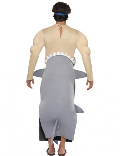 Der weiße Hai-Kostüm für Herren-1