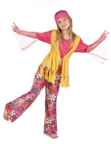 Hippiekostüm für Mädchen