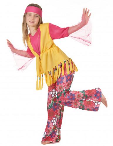 Hippiekostüm für Mädchen-1