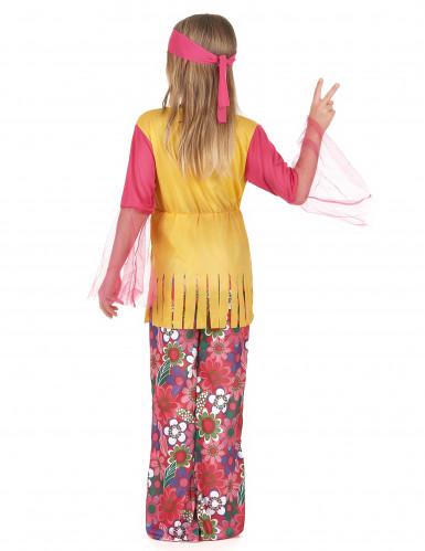 Hippiekostüm für Mädchen-2