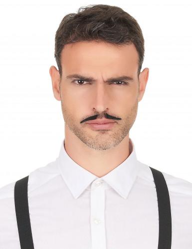 Gangster-Schnurrbart für Erwachsene