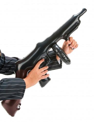 Aufblasbare Gangster-Maschinenpistole-1
