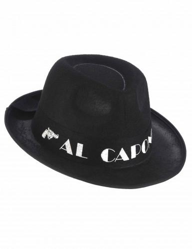 Borsalino Al Capone schwarz