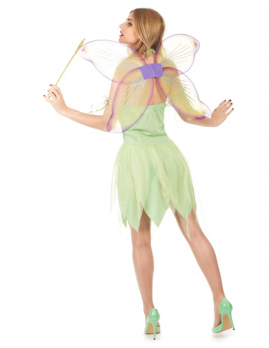 Sexy Kostüm Grüne Fee für Damen-2