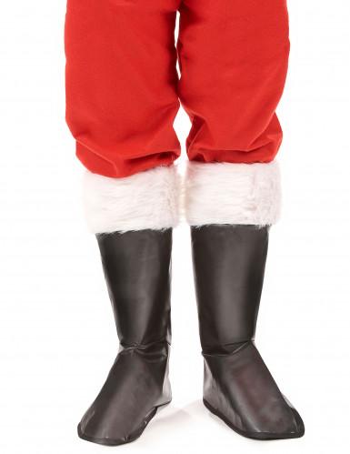 Weihnachtsmann-Stiefelüberzieher-1