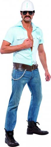 Arbeiter-Kostüm der Village People™ für Herren