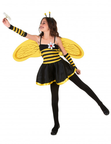 Bienenkostüm für Mädchen-1