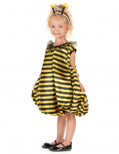 Biene Mädchenkostüm-1