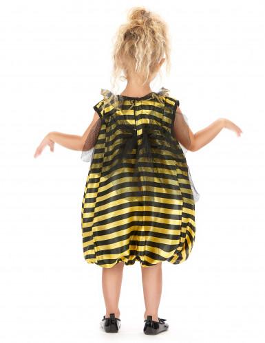 Biene Mädchenkostüm-2