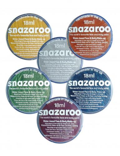 Snazaroo Metallic Schminke 18 ml Dose
