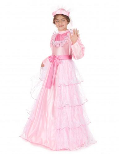 Prinzessin Kostüm für Mädchen-1
