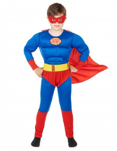 Superheld-Kostüm für Jungen
