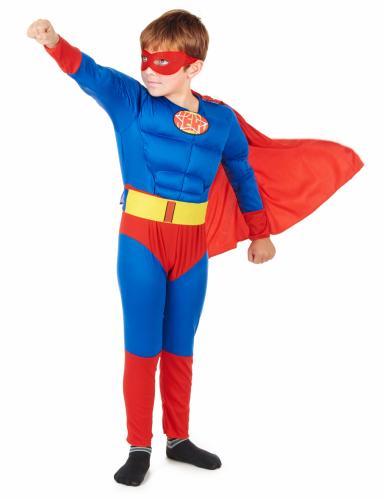 Superheld-Kostüm für Jungen-1