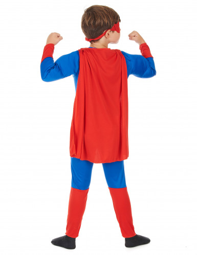 Superheld-Kostüm für Jungen-2