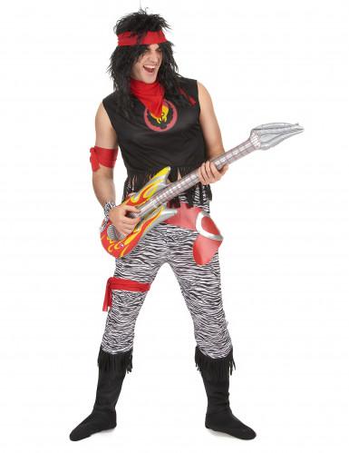 Rockstar Kostüm für Herren