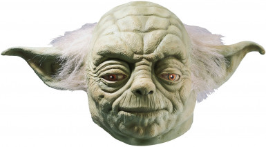 Meister Yoda-Maske Star Wars™ Erwachsene