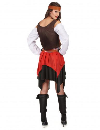 Piraten-Kostüm für Damen-2