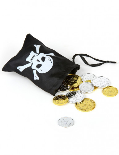 Piratenschatz mit Schultertasche