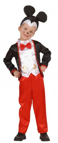 Maus-Kostüm für Jungen