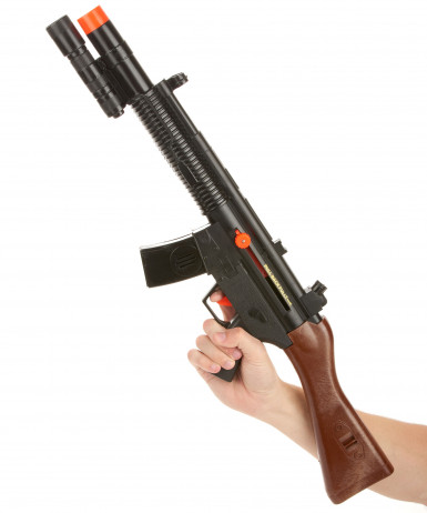 Lautes Soldaten-Sturmgewehr-1
