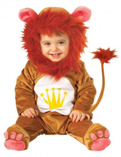 Löwen-Kostüm für Babys