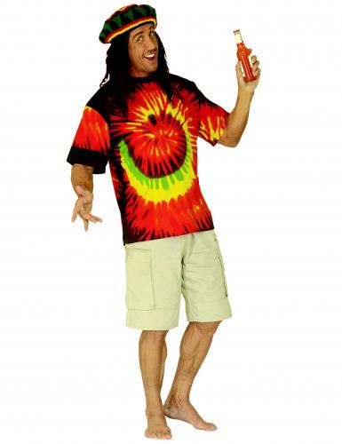 Rasta T-Shirt für Erwachsene