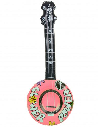 Aufblasbares Hippy Banjo-2
