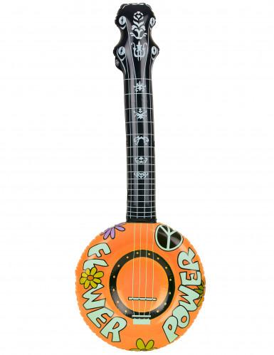Aufblasbares Hippy Banjo-1