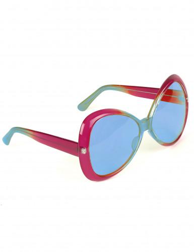 Disco Brille für Erwachsene